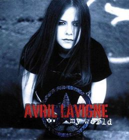 Lavigne Avril - My World (DVD)