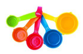 Trudeau - Multicolour Measuring Cup Set - 5 Piece