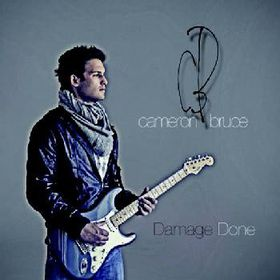 Cameron Bruce - Damage Done (CD)