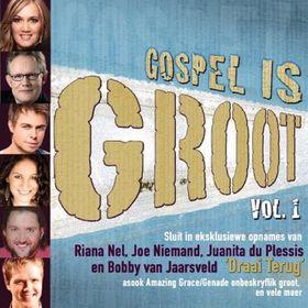 Gospel Is Groot - Vol.1 - Various Artists (CD)