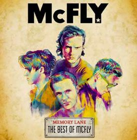 McFly - Memory Lane The Best (CD)