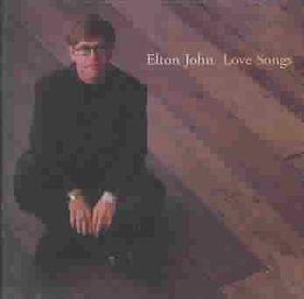 Elton John - Love Songs (CD)