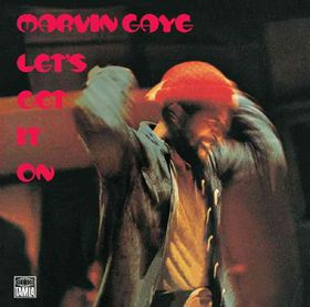 Marvin Gaye - Let's Get It On (CD)
