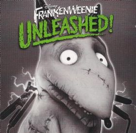 Frankenweenie Unleashed - Various Artists (CD)