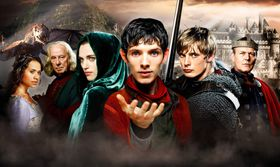 The Adventures of Merlin Season 2 (DVD)