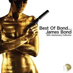 Best Of Bond - 50th Anniversary Collection - Various Artists (CD)