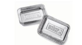 Weber - Drip Pans Small - 10 Pack