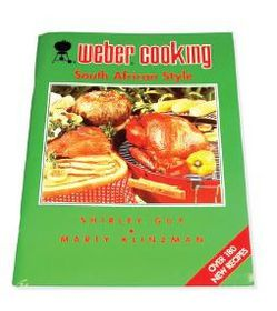 Weber - Cooking South African Style Cookbook