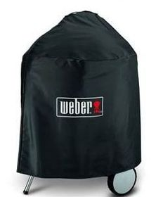 Weber - Premium Cover Black - Fits 47cm Charcoal Grills