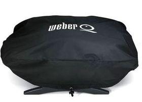 Weber - Vinyl Cover - Fits Q100 Gas Grill (67cm x 45cm x 25cm)