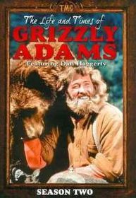 Life and Times of Grizzly Adams:Ssn 2 - (Region 1 Import DVD)