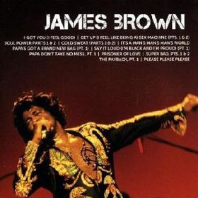 James Brown - Icon (CD)