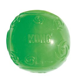 Kong -  Squeezz Ball - Extra-Large - Green