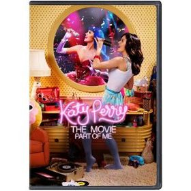Katy Perry The Movie: Part of Me (DVD)