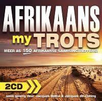 Jacques Botha & Jacques De Con - Afrikaans My Trots (CD)
