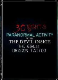 30 Nights of Paranormal Activity (DVD)