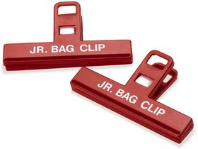 Progressive Kitchenware - 2 Piece Medium Bag Clips Set - Assorted Colours