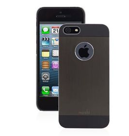 Moshi iGlaze Armour For iPhone 5 - Black