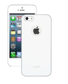 Moshi iGlaze For iPhone 5 - White