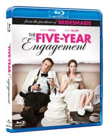 The Five Year Engagement (Blu-ray)