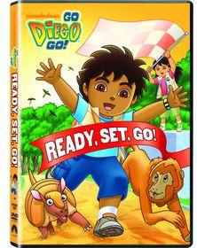 Go Diego Go: Ready, Set Go (DVD)