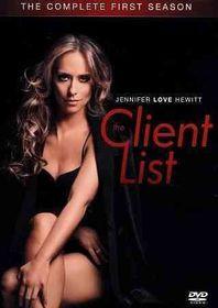 Client List:Complete First Season - (Region 1 Import DVD)