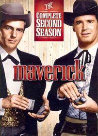 Maverick:Complete Second Season - (Region 1 Import DVD)