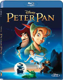 Peter Pan SE (Blu-ray)