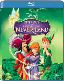 Peter Pan Return To Neverland (Blu-ray)