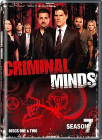 Criminal Minds Season 7 (DVD)