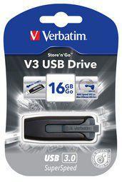 Verbatim Store 'n Go V3 16GB USB3.0 - Grey