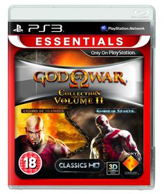 God of War: Collection Volume II (PS3 Essentials)