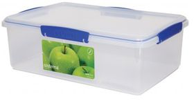Sistema - Klip It - 7 Litre Rectangular Food Storage Container - 35.5 x 23.7 x 12cm
