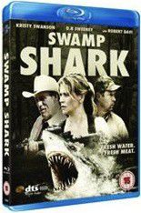 Swamp Shark (Blu-ray)