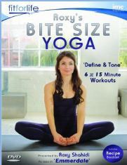 Roxy's Bite Size Yoga (DVD)