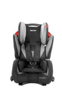The Recaro   Young Sport Car Seat   Graphite ...