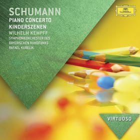 Kempff, Wilhelm - Piano Concerto / Kinderszen (CD)