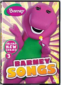 Barney: Songs (DVD)