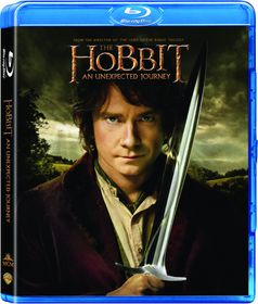 The Hobbit: An Unexpected Journey 2 Disc (Blu-ray)