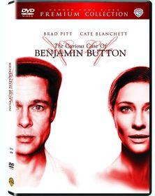 Curious Case of Benjamin Button (2008) (DVD)