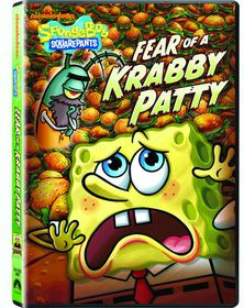 Spongebob Squarepants: Fear Krabby Patty (DVD)