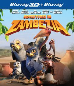 Adventures In Zambezia (2D & 3D Blu-ray)