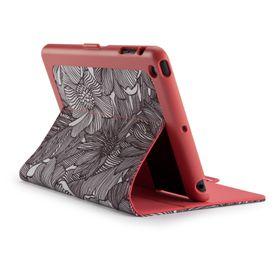 Speck Fitfolio Case for iPad Mini - Coral Pink & Black