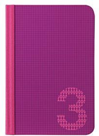 Ozaki iPad Mini Code Folio Number 3 - Purple & Pink