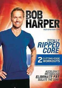 Bob Harper:Totally Ripped Core (DVD)