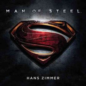 Man of Steel - (Import CD)