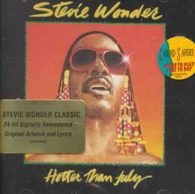 Stevie Wonder - Hotter Than July (CD)