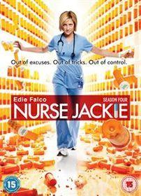 Nurse Jackie:Season 4 - (Import DVD)