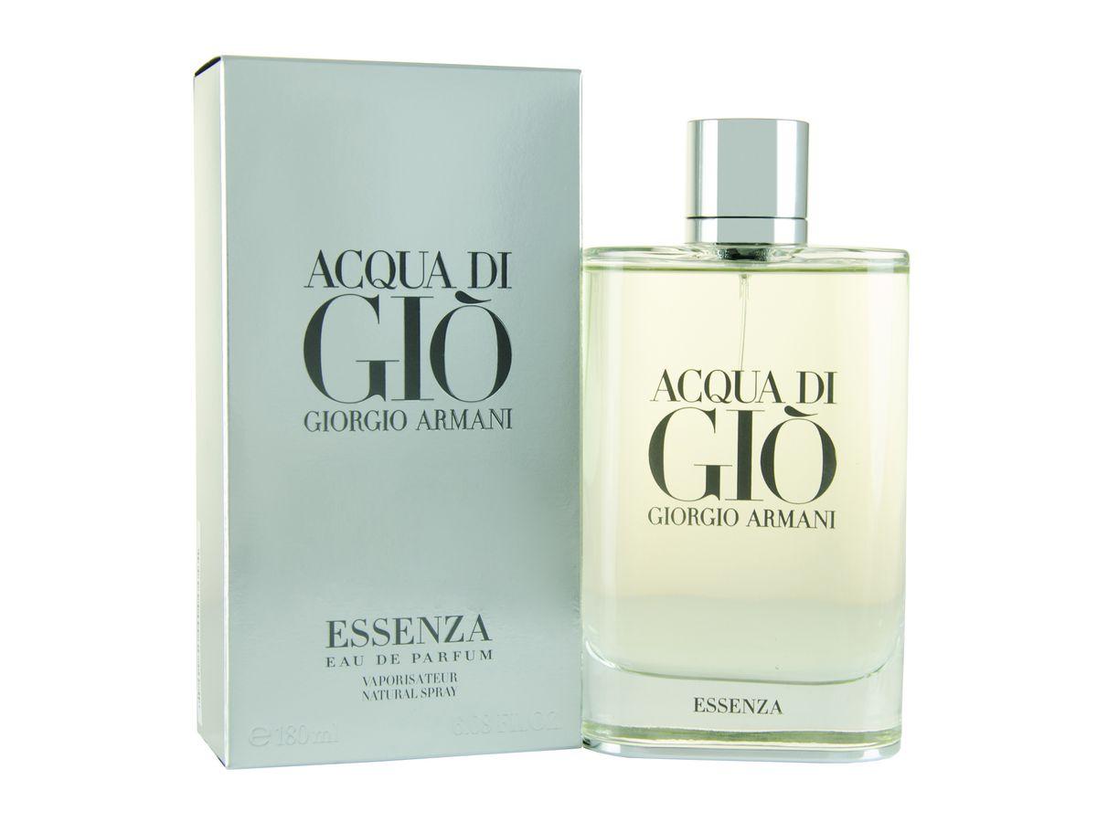 giorgio armani acqua di gio essenza eau de parfum 180ml for