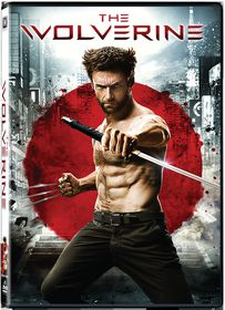 The Wolverine (2013)(DVD)